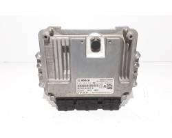 0281014444 CENTRALINA MOTORE PEUGEOT Bipper 1° Serie 1400 Diesel  (2010) RICAMBI USATI