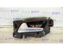 Maniglia interna anteriore Sinistra PEUGEOT 308 2° Serie