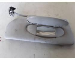 Parasole aletta anteriore Lato Guida MINI Cooper 2° Serie