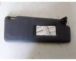 Parasole aletta Lato Passeggero BMW X3 1° Serie