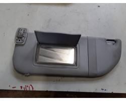 Parasole aletta anteriore Lato Guida CITROEN C3 1° Serie