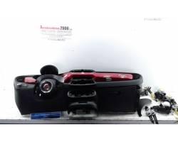Kit Airbag Completo FIAT 500 X 1° Serie