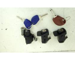 kit cilindretti serrature FIAT Panda 1° Serie