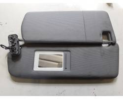 Parasole aletta anteriore Lato Guida VOLKSWAGEN Touareg 1° Serie