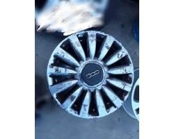 4 Cerchi in lega FIAT 500 L 1°  Serie