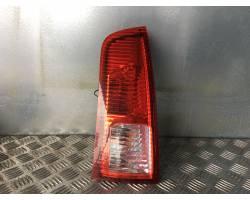 STOP FANALE POSTERIORE SINISTRO LATO GUIDA GREAT WALL MOTOR Hover Serie (06>) Benzina  (2008) RICAMBI USATI