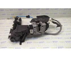 Serratura Anteriore Sinistra MERCEDES Classe B W246 2° Serie