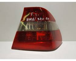 Stop fanale posteriore Destro Passeggero BMW Serie 3 E46 Berlina 2° Serie