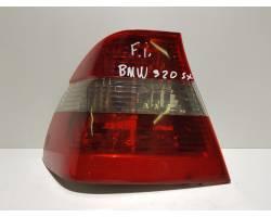 Stop fanale Posteriore sinistro lato Guida BMW Serie 3 E46 Berlina 2° Serie