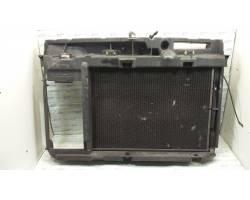 Calandra + radiatori PEUGEOT 207 1° Serie