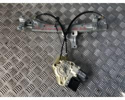 Motorino Alzavetro posteriore Sinistro RENAULT Megane ll 2° Serie