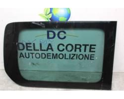 Vetro scendente posteriore destro FIAT Scudo 3° Serie