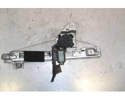 Cremagliera posteriore destra passeggero RENAULT Megane ll Serie (02>06)