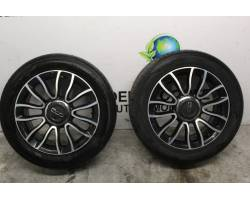 2 pneumatici FIAT 500 L 1°  Serie