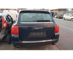 PORTELLONE POSTERIORE COMPLETO PORSCHE Cayenne 1° Serie 3200 Benzina  (2006) RICAMBI USATI
