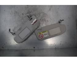 Coppia parasole Dx e SX FIAT  Tipo berlina 5p