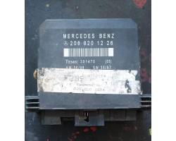 Blocco chiusura centralizzata porta anteriore dx MERCEDES Classe C Berlina W202