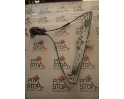 Meccanismo alza vetro Post. SX FIAT Bravo 2° Serie