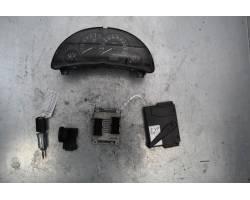 Kit chiave OPEL Corsa C 5P 1° Serie