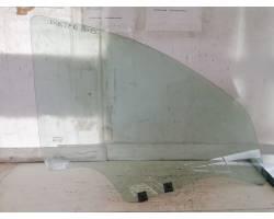VETRO SCENDENTE ANTERIORE DESTRO DACIA Duster 1° Serie Benzina  (2012) RICAMBI USATI