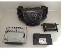 Unità di controllo multimediale navigatore GPS FORD Fiesta 6° Serie
