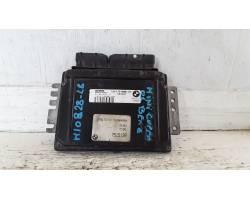 s118012001 CENTRALINA MOTORE MINI Cooper 1°  Serie 1600 Benzina  (2001) RICAMBI USATI