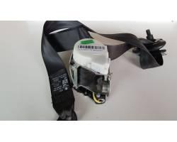 Cintura di Sicurezza anteriore Sinistra con pretensionatore SKODA Fabia Berlina 2° Serie