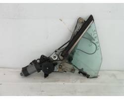 CREMAGLIERA POSTERIORE SINISTRA GUIDA MERCEDES SLK Serie (W170) (96>04) Benzina  (2003) RICAMBI USATI