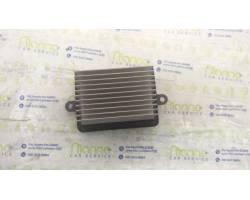 Resistenza riscaldamento FIAT 500 X 1° Serie