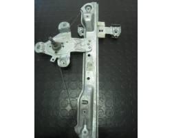 Meccanismo alza vetro Post. DX OPEL Meriva 3° Serie