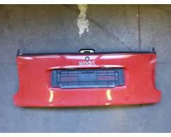 Q0000640V01 PORTELLONE POSTERIORE COMPLETO SMART Fortwo Coupé 2° Serie 599 Benzina 13 40 Kw  (2003) RICAMBI USATI
