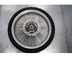 RUOTA ANTERIORE Senda Derbi 50cc (01) 50 Benzina  (2001) RICAMBI USATI