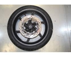 RUOTA ANTERIORE HONDA SH 300cc 300 Benzina  (2008) RICAMBI USATI