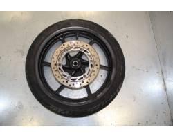 RUOTA ANTERIORE HONDA SH 300cc 300 Benzina  (2012) RICAMBI USATI