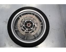 RUOTA ANTERIORE Yamaha X-City 250cc (06>16) 250 Benzina  (2007) RICAMBI USATI