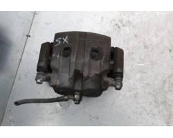 410118H300 PINZA FRENO ANTERIORE SINISTRA NISSAN X-Trail 1° Serie 2200 Diesel  (2005) RICAMBI USATI