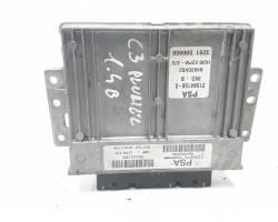 Centralina motore CITROEN C3 Pluriel