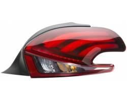 Stop fanale posteriore a LED Destro Passeggero PEUGEOT 208 1° Serie