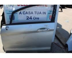 PORTIERA ANTERIORE SINISTRA FORD Fiesta 6° Serie 1400 Diesel  (2010) RICAMBI USATI