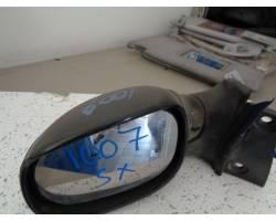 Specchietto Retrovisore Sinistro PEUGEOT 1007 1° Serie