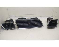 Bocchette Aria Cruscotto AUDI Q3 Serie (8UG)