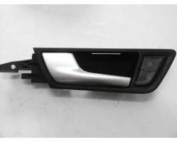 Maniglia interna anteriore Sinistra AUDI Q5 1° Serie