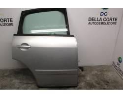 Portiera Posteriore Destra AUDI A2 Serie (8Z)