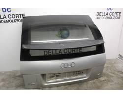 Portellone Posteriore Completo AUDI A2 Serie (8Z)