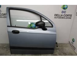 Portiera anteriore Destra CHEVROLET Matiz 4° Serie