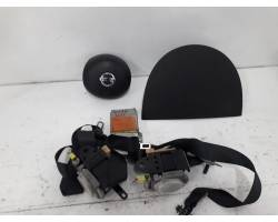 Kit Airbag senza cruscotto NISSAN Micra 7° Serie