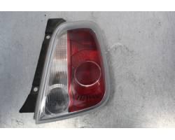 Stop fanale posteriore Destro Passeggero FIAT 500 Serie (07>14)