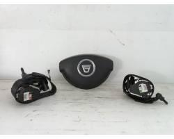 Kit Airbag senza cruscotto DACIA Sandero 1° Serie