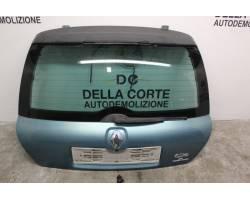 Portellone Posteriore Completo RENAULT Clio Serie (01>05)