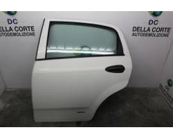 Portiera Posteriore Sinistra FIAT Grande Punto 1° Serie